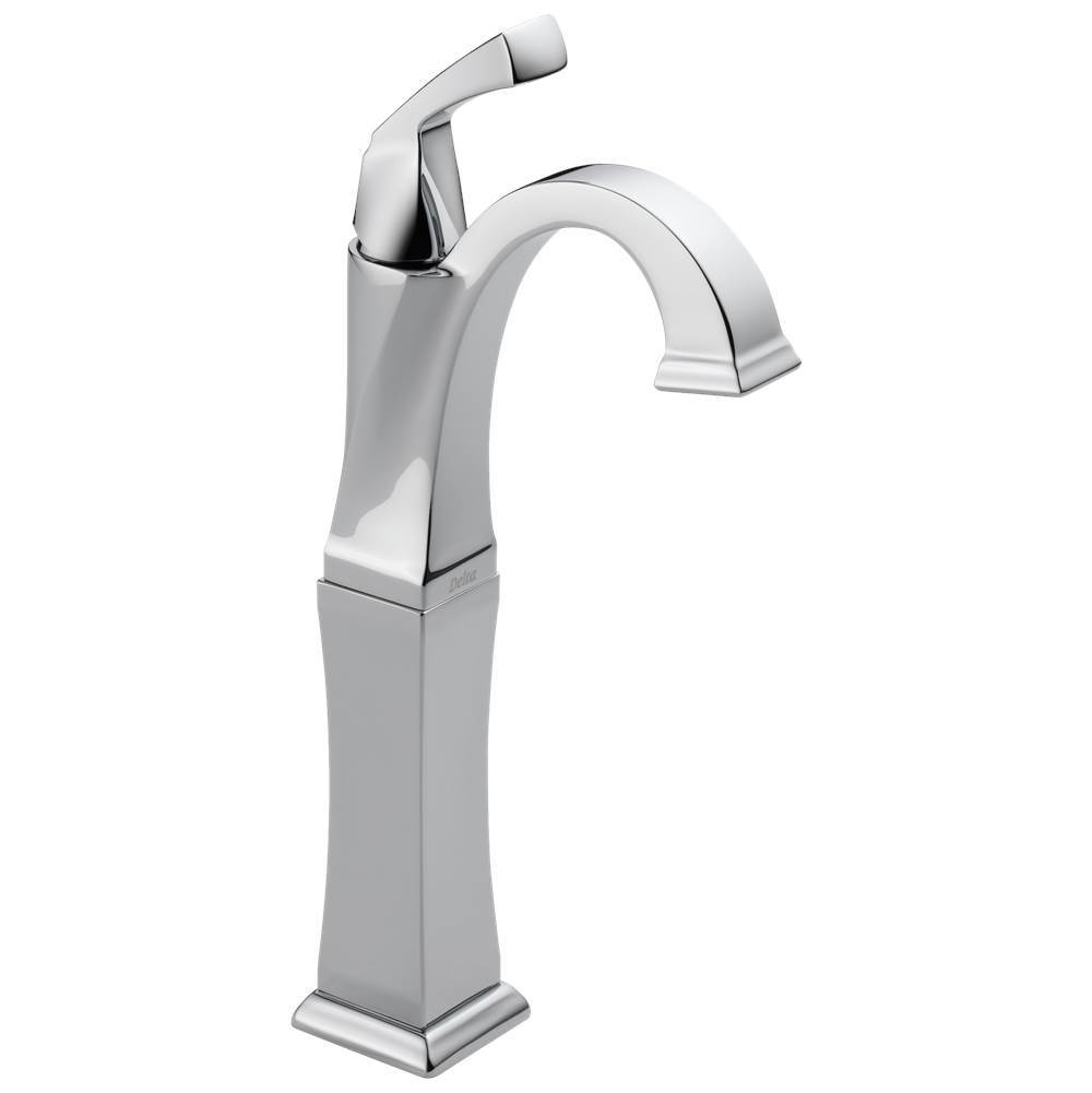 faucet detail handle dst asp lg chrome polished one delta compel vessel