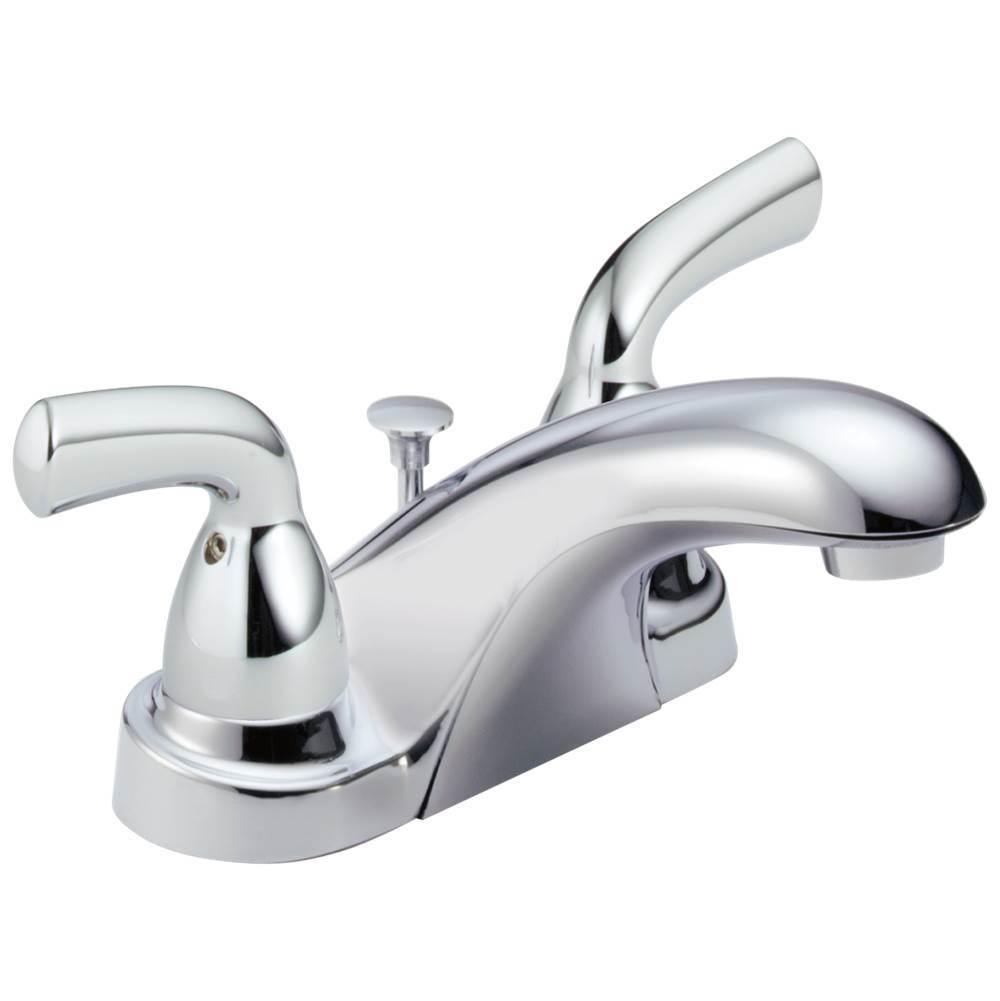 Delta Faucet B2510LF at Dahl Distinctive Design Centerset Bathroom ...