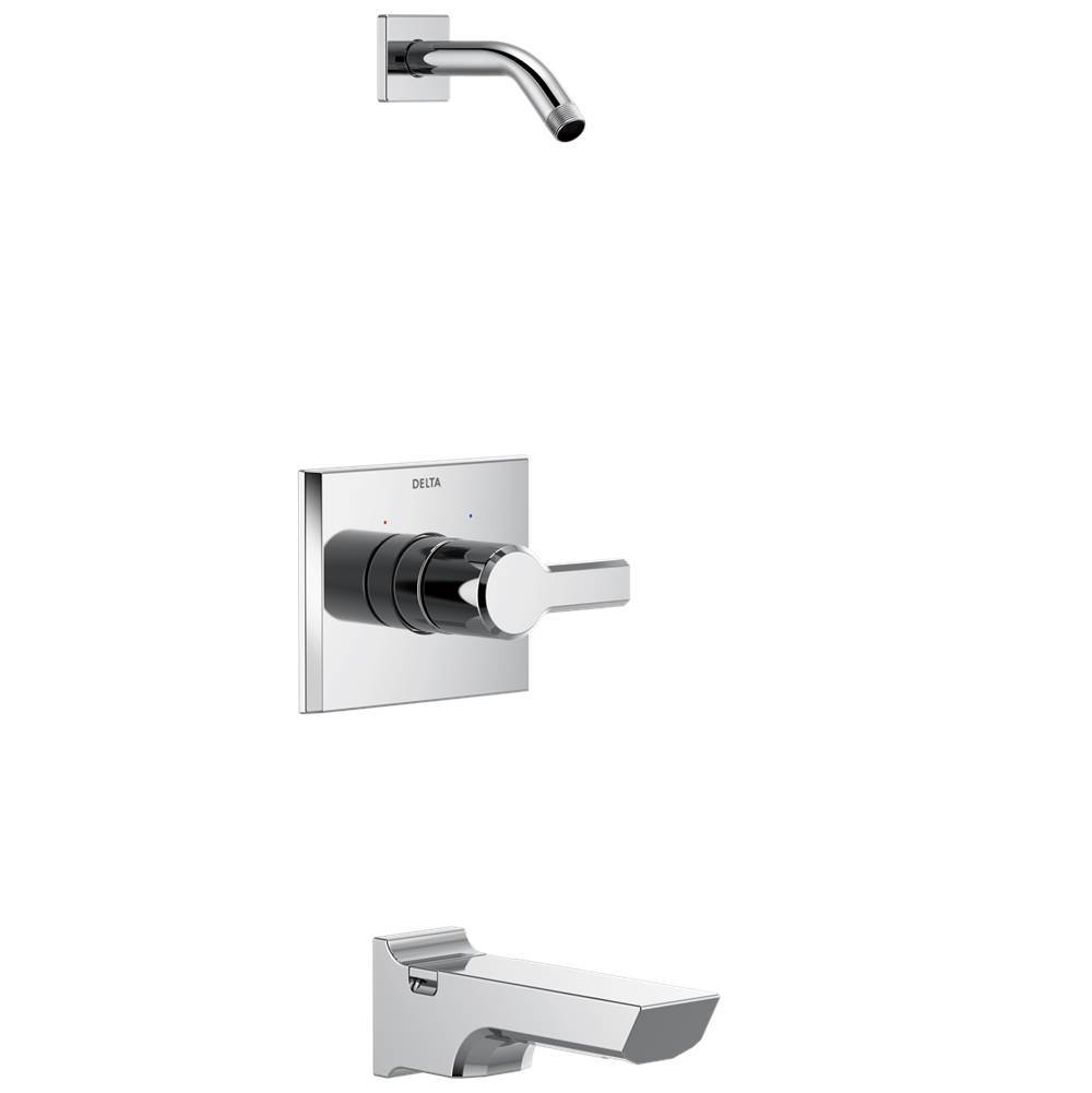 Delta Faucet T14499-LHD at Dahl Distinctive Design None Tub And ...