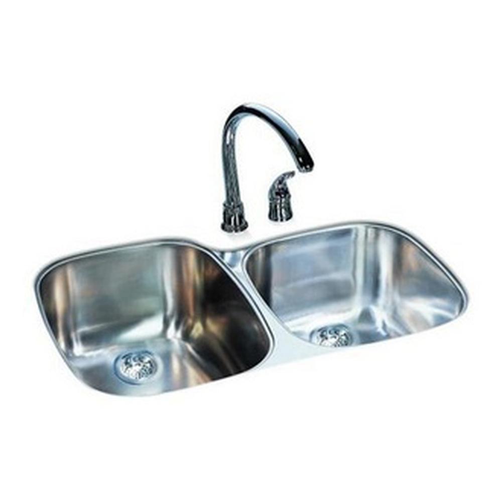 Franke UOSK900-18 at Dahl Distinctive Design Undermount Kitchen ...