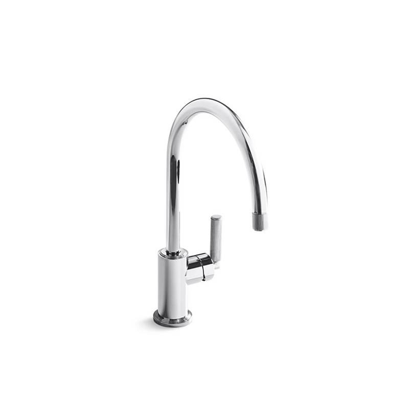 Kallista P23064-00-CP at Dahl Distinctive Design Single Hole Kitchen ...