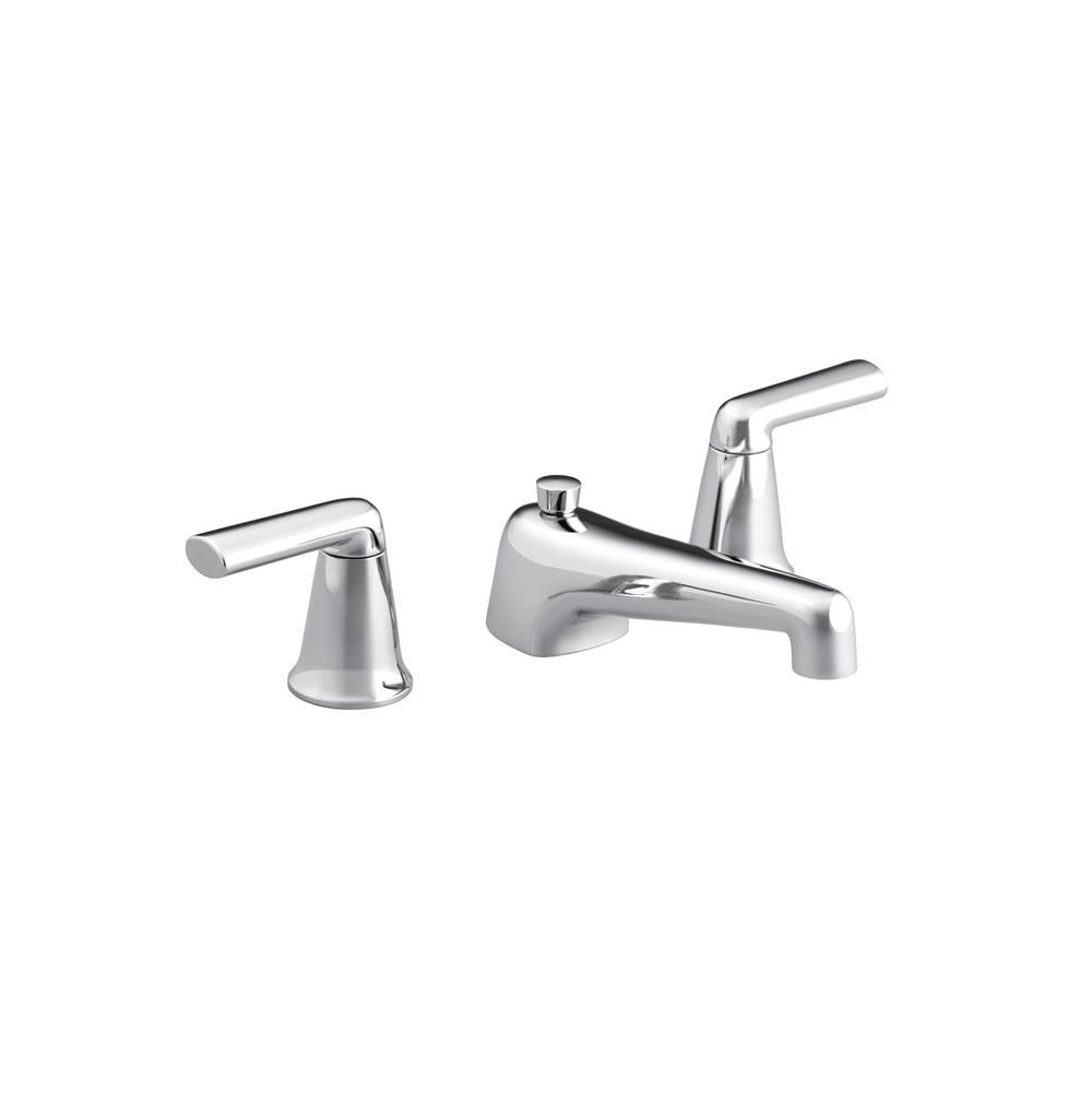 Kallista P23200-LV-AG at Dahl Distinctive Design Widespread Bathroom ...