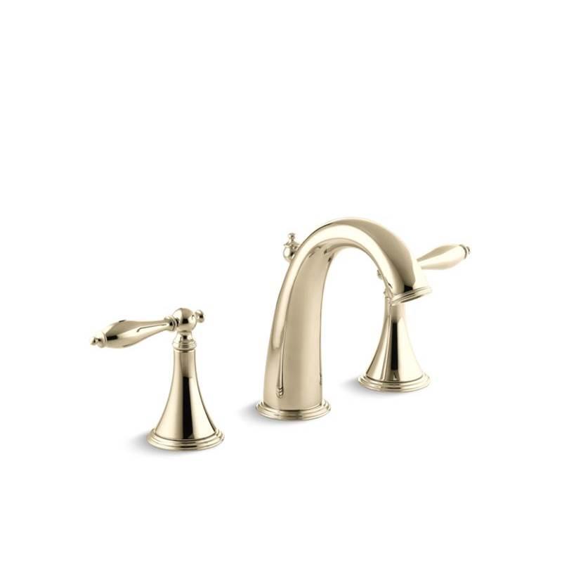 Kohler 310-4M-AF at Dahl Distinctive Design Widespread Bathroom Sink ...