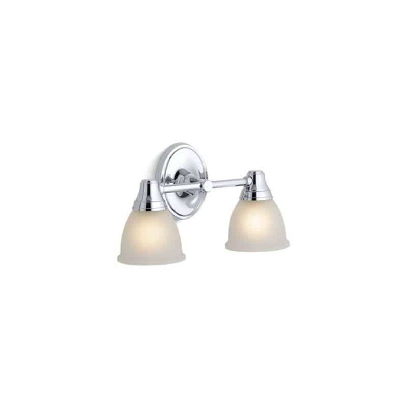 Kohler 11366-CP at Dahl Distinctive Design Two Light Vanity ...