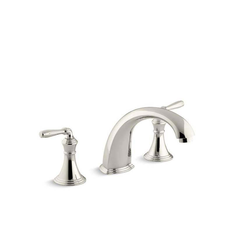 Kohler T398-4-SN at Dahl Distinctive Design Widespread Bathroom Sink ...