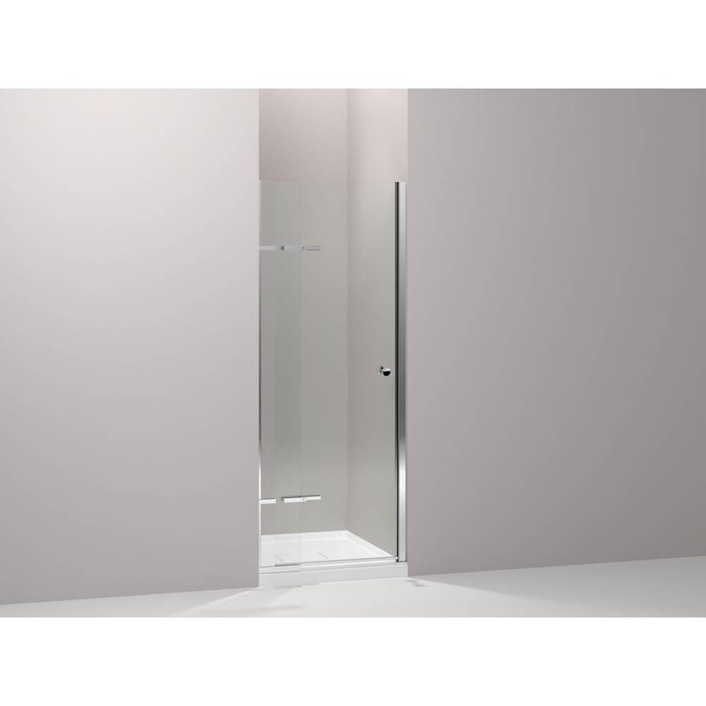 Kohler 709032 L Shp At Dahl Distinctive Design Pivot Shower Doors In
