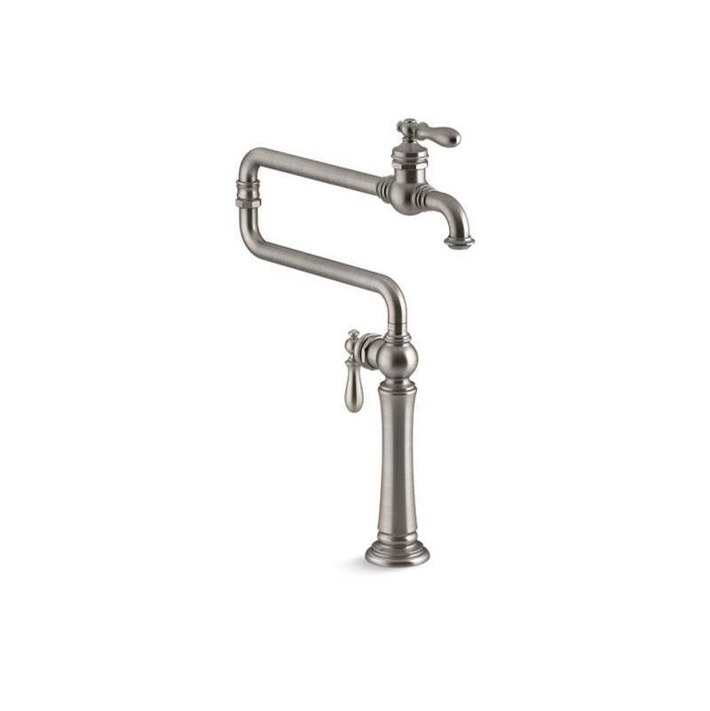 Kohler 99271 Vs At Dahl Distinctive Design Deck Mount Pot Filler