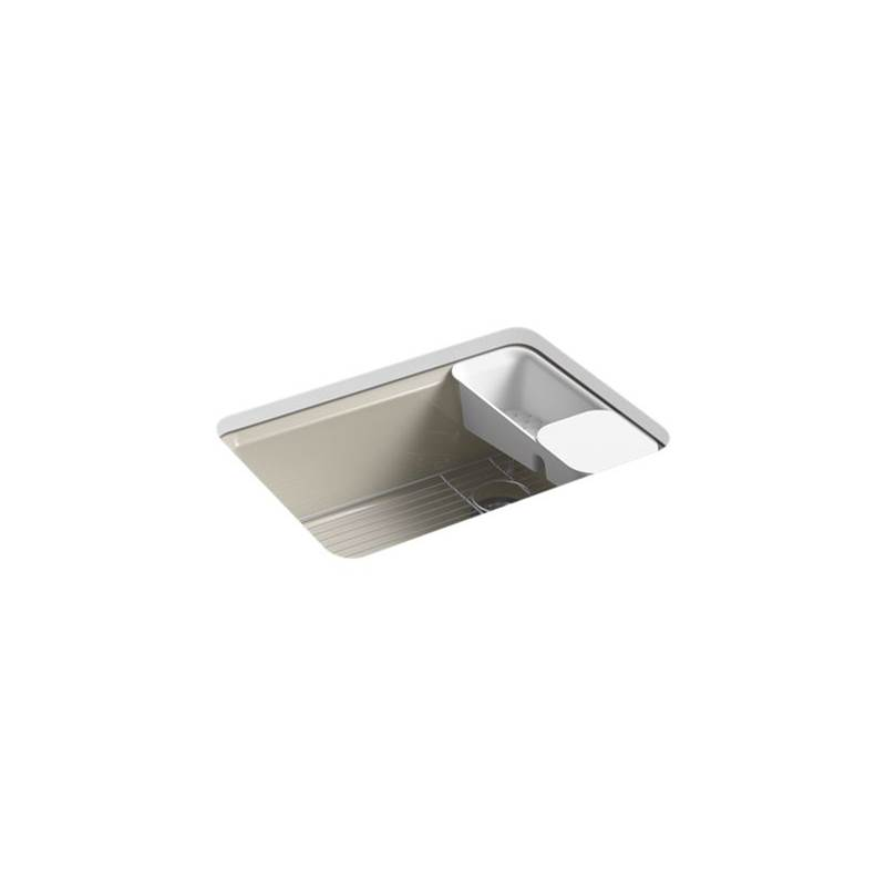 Kohler 8668 5ua2 g9 at dahl distinctive design undermount kitchen sinks kohler 8668 5ua2 g9 riverby single basin undermount sink workwithnaturefo