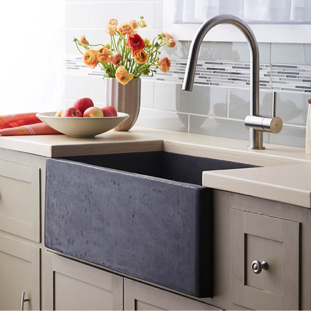 Charmant Native Trails NSK3018 S At Dahl Distinctive Design Farmhouse Kitchen Sinks  In A Decorative Slate Finish